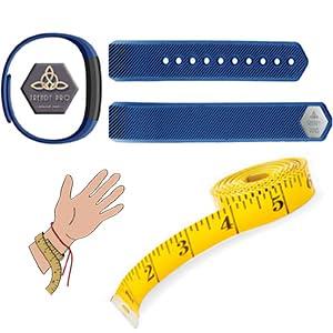 Activity Wristband Measurements