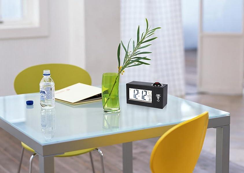 Projection Alarm Clock Iado Digital Projection Clock With