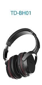 trond over-ear Bluetooth headphones aptx low latency