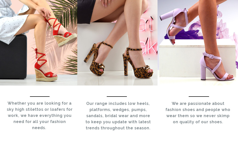 essex glam shoes