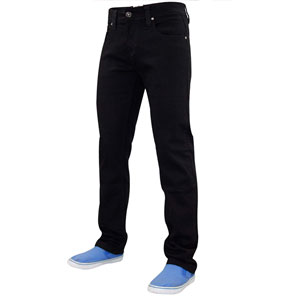 ed21adf057c True Face Mens Jeans Denim Slim Fit Stretch Trousers Pants  Amazon ...