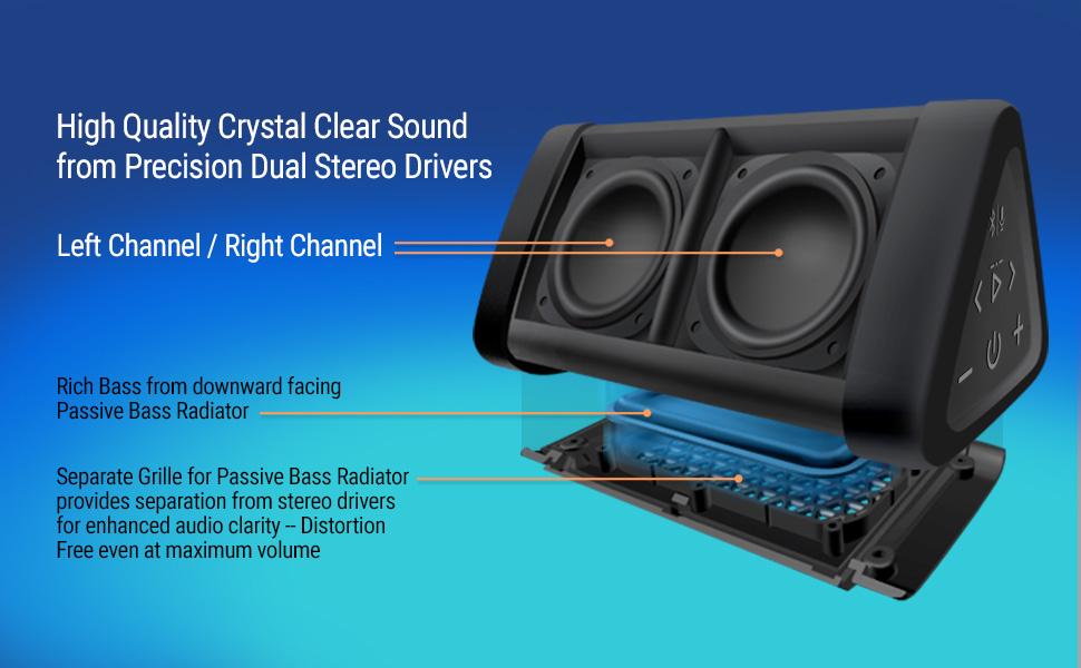 OontZ Angle 3 S Bluetooth високоговорител