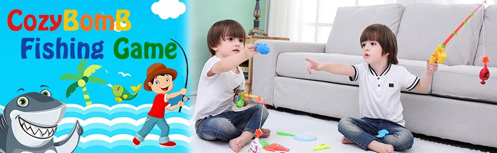 CozyBomB Fishing toy
