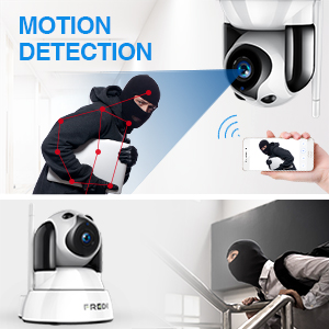 Security Camera With Motion Detection!