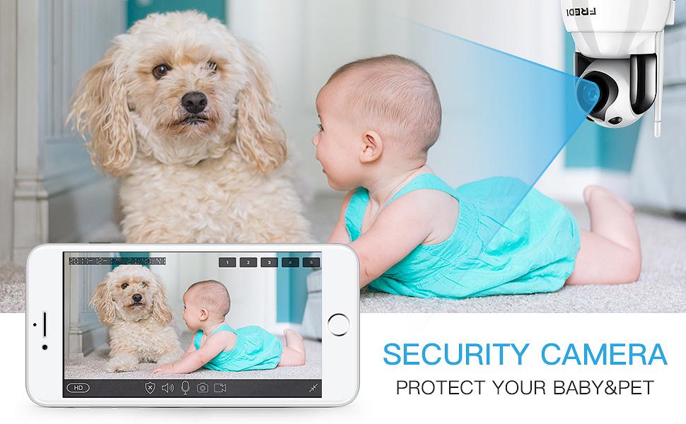Dog Camera,Wireless Camera,Baby Monitor,Dog Monitor,Baby Camera