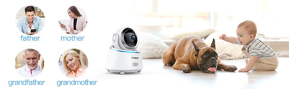 WiFi Camera;Wireless Camera