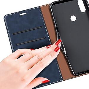 Skórzane etui Xiaomi Redmi Note 7