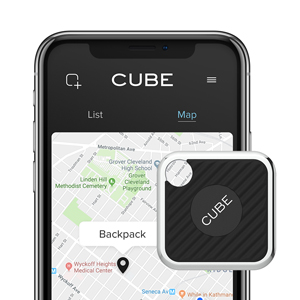 Cube, key finder, tracker, bluetooth, pair with smartphone