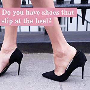 d57d05f4729c Why do some shoes slip at the heel  There are many reasons that shoes slip  at the heel