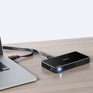 Projector for laptop