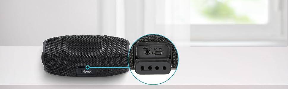 Altavoz Bluetooth Portátil Waterproof Resistente al Agua
