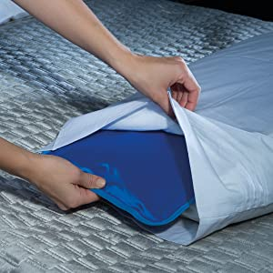 JML Chillmax: Pillow Gel Inlay, Natural