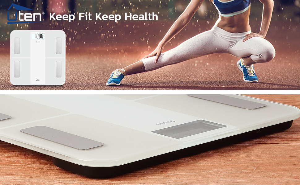 bluetooth body fat scales