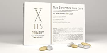 X115 Primary Antiaging Skin Supplement