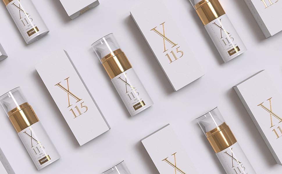 X115 Anti-wrinkle cream