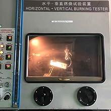 Fireproof and heatproof item