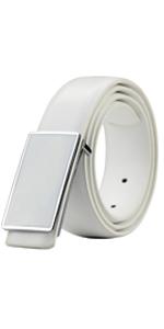 womens belts white leather belt