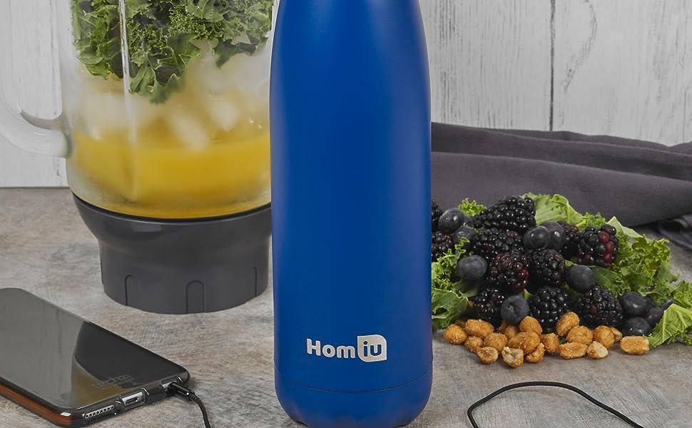 homiu bottle insulated flask