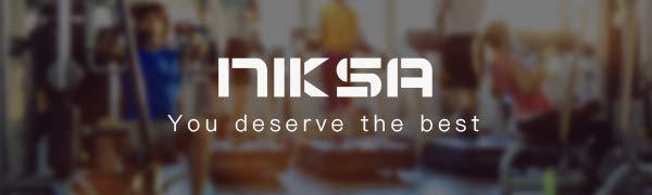 niksa logo