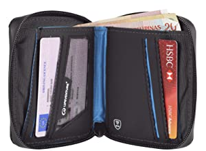 57a9637b6e693 Lifeventure RFiD Wallet (Bi-fold). Product Description
