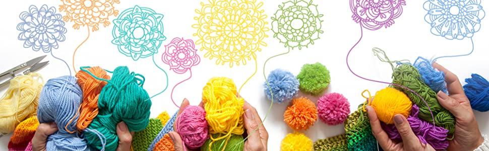 crochet knitting yarn