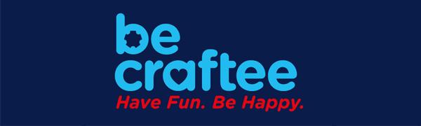 BeCraftee, Becreative, LoveArtsCrafts
