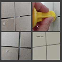 Will Not Chip Tile Edges JD Tile Trix Tile Spacer Grout Punch Tool Accessory