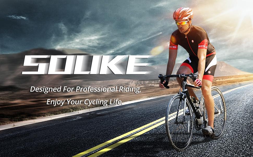 Souke sports cycling shorts