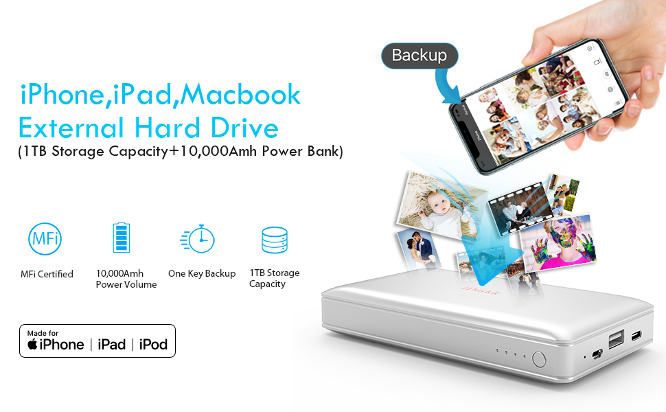 iphone hard drive