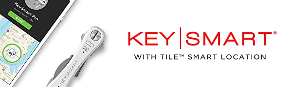 keysmart compact key holder organizer evolving your everyday carry organizers retractable keychain