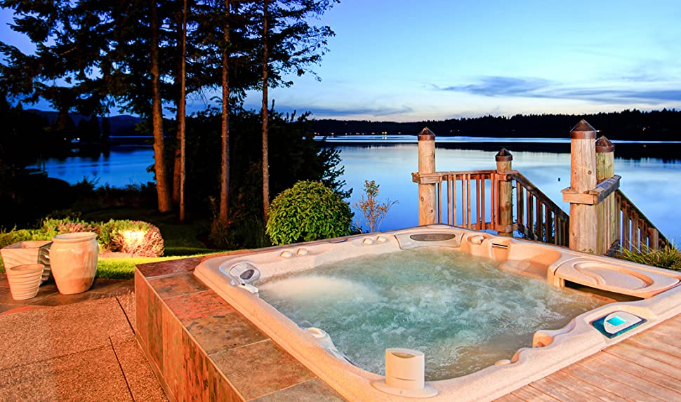 10L of Pro-Kleen Hot Tub, Spa & Whirlpool Hygienic Cleaner - Long ...