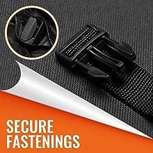 SECURE FASTENINGS