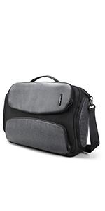 "Lifewit 17.3/"" Men/'s Military Laptop Messenger Bag Multi-Functional Tactical B..."