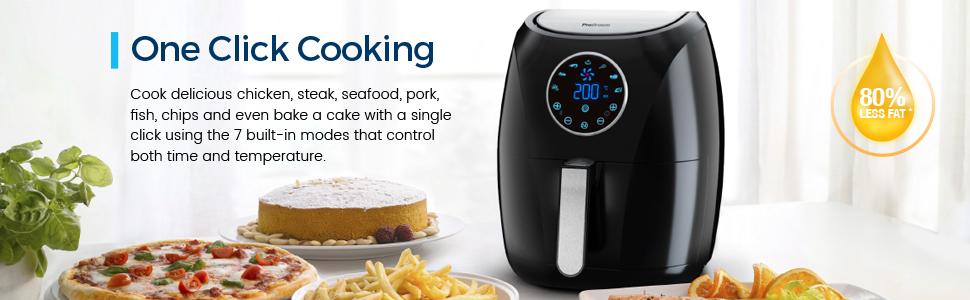 Pro Breeze 4.2L Digital Air Fryer
