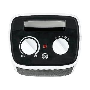 Pro Breeze Mini Ceramic Heater