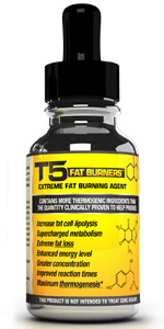 t5 fat burner serum