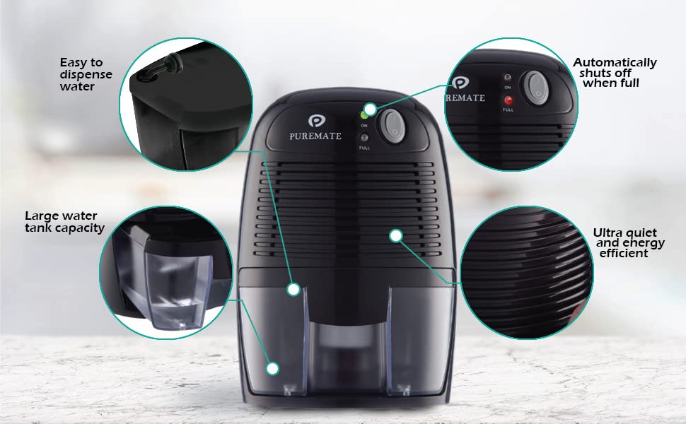 500ml dehumidifier, air dehumidifier, dehumidifier, dehumidifier 500ml, dehumidifier for bedroom