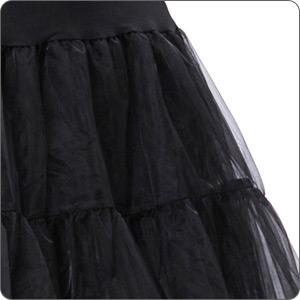 rockabilly half slips vintage crinoline underskirt