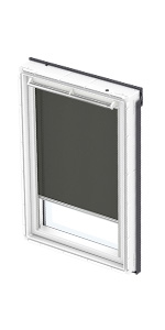 VELUX Original Blackout Blind Skylight Roof Window, SK06 ...