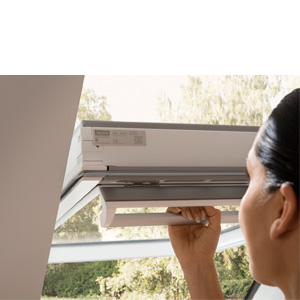 Velux Original Blackout Blind Skylight Roof Window Mk06 White