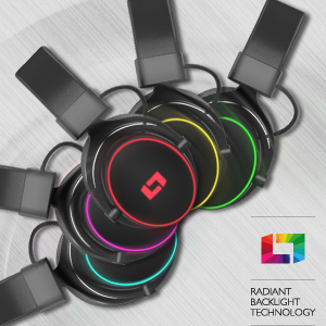 RGB Gaming Headset at the Highest Level