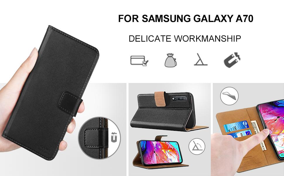 Samsung Galaxy A70 Flip Phone Case