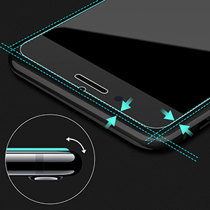 iPhone 8 Screen Protector,Compatible with iPhone 7 Screen Protector-4