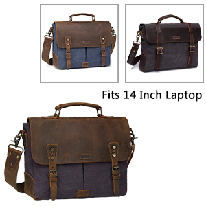 Fits 14 inch laptop.