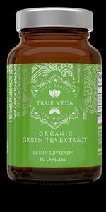organic green tea extract capsules tablets pills supplement antioxidant weight loss fat burner egcg