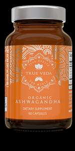 organic ashwagandha ashwangandha ksm66 ksm-66 ksm 66 stress anxiety relief sleep thyroid adrenal