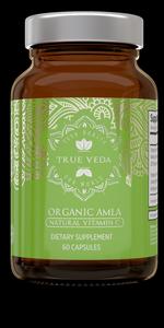organic amla natural vitamin c capsules tablets pills supplement vegan immune support ayurveda