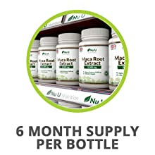 6 month supply per bottle
