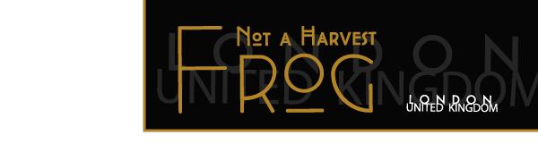 Not A harvest Frog NAHF Glass Perfume