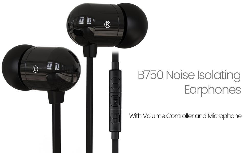 betron b750 volume controller banner
